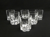 Lot de 6 verres a scotch n°6470