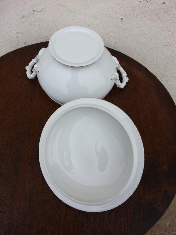 Soupi re limoges n 1283 vaisselle couverts etc for Linge de maison limoges