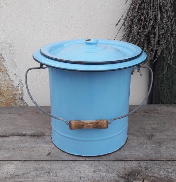 Pot de chambre vintage t le maill e n 4119 t les - Pot de chambre antique ...