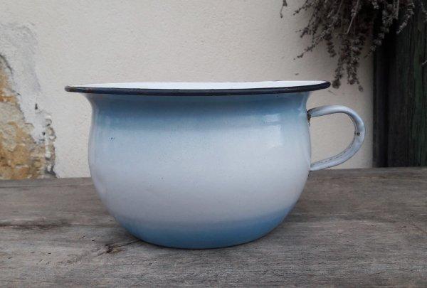 Pot de chambre vintage t le maill e n 4129 t les - Pot de chambre antique ...
