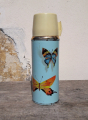 Thermos vintage / paillons / n°4821
